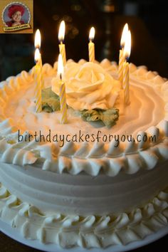 1000 Images About Birthday Cake Recipes On Pinterest