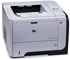 HP LaserJet P3015d Driver