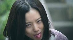 Yoo Ah In and Moon Chae Won   Making Movie of Chamisul   YouTube
