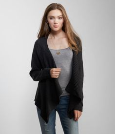 Cascade Drape Cardigan - Great for those colder days at the office. #fashion #style #comfort