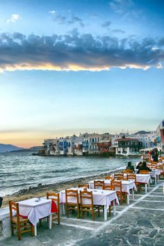 Little Venice, Mykonos, Greece  Adventure | #MichaelLouis - www.MichaelLouis.com