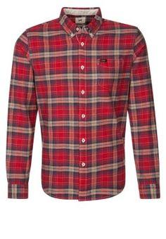 Koszula - czerwony