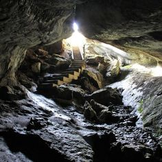 Best Cave Hike: Abbe