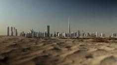 DESERT VIEW OF DUBAI