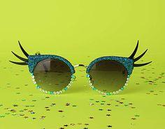 carnival sunglasses / óculos de carnaval =)