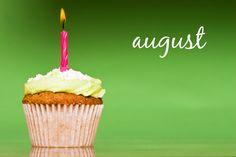 August Cupcake