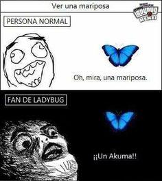 Ya no puedo ver a las mariposas de la misma forma vale xD