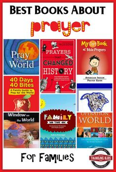 Teach your kids about prayer with these best books about prayer for families--check out these Christian books for children! Parenting Articles, Parenting Books, Parenting 101, Homeschool High School, Homeschool Curriculum, Homeschooling, Homeschool Kindergarten, Teaching Kids, Kids Learning