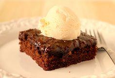 Top 10 List: Favorite Cake Recipes >> Texas Sheet Cake | browneyedbaker.com