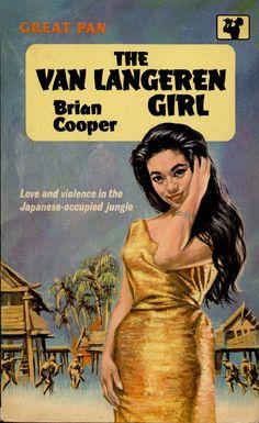 The Van Langeren Girl by Brian Cooper
