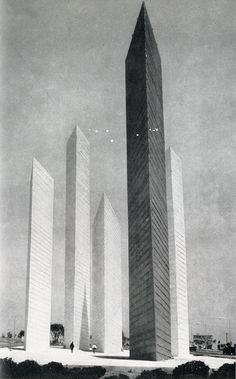 Mathias Goeritz, Architecture D'Aujourd'Hui 102 Jun 1962: xxiii
