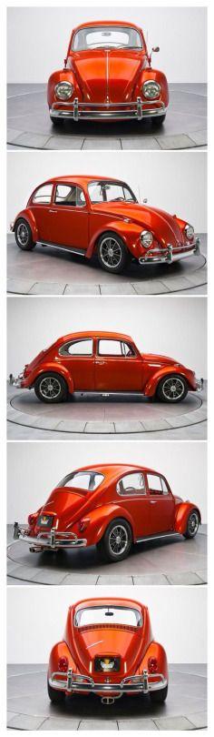 Black Loop VW Trunk Carpet Beetle 1968-1977
