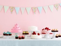 This year, celebrate with a fantastic homemade cake for your crowd or make cute cupcakes to take to a party.