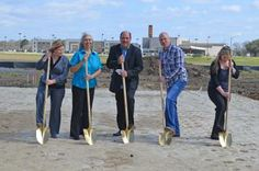 chitimacha tribe   chitimacha tribal leaders broke ground saturday on the construction of ...