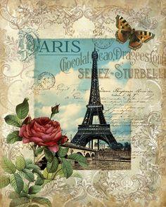Eternal Paris / Abby White