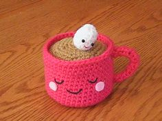little crocheted animals | image: Amigurumi World: Seriously Cute Crochet )