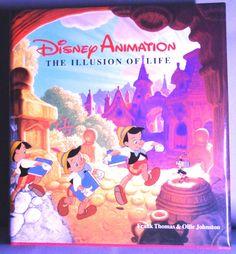 Disney Animation The Illusion Of Life