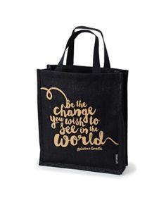 Freedom Bag - Be The Change Black