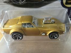 Hot Wheels - 68 Corvette Gas Monkey Garage (2016)