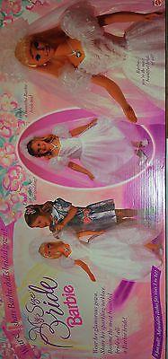 1994 My Size Bride Blonde Barbie, NRFB Mint w/LN box - 12052