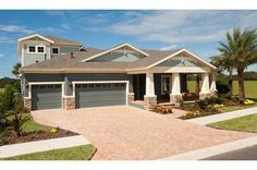 FishHawk Ranch Estate by Homes by WestBay in Lithia, Florida