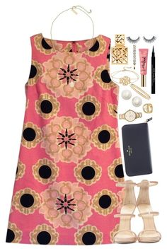 """""""Someone wanna start a CONTEST WITH ME???"""" by lydia-hh ❤ liked on Polyvore featuring Lilly Pulitzer, Giuseppe Zanotti, Kendra Scott, Kate Spade, Tory Burch, Givenchy, Too Faced Cosmetics and Emi-Jay"""