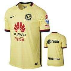 Nike  Club America  Soccer Jersey (Home 2015/16)