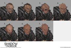 Shadow of Mordor > Orcs — Vinod Rams