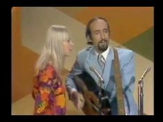 RE-PIn but worth it..the funny  energetic Mary..2 songs here..Peter,Paul & Mary    (1968)