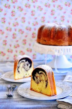 Marbled Bundt Cake  http://uTry.it