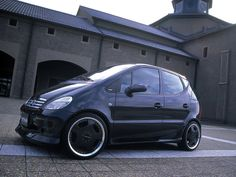 Mercedes-Benz (W168) A160 by #WALD #mbhess #mbtuning