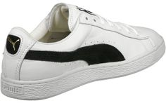 Afbeeldingsresultaat voor puma basket white black