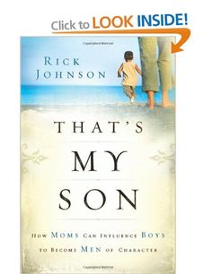 Johnson gives a great overview on why the men in our society have become feminized and incapable of holding down relationships. Many single parent families managed by single women are as a result of boys being bought up in households where no boundaries or discipline was set. This book isn't just for single women with boys but for all families who worry about making sure they are bringing up their boys in a caring and nurturing environment. A must read for all mums and dads with teenage…