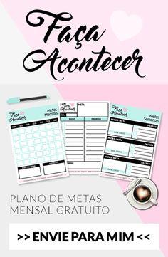 Faça Acontecer / Plano de Metas - Baixe Agora