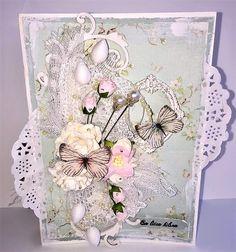 Inger Marie - vintagekort