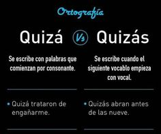 Ortografia Spanish Grammar, Spanish Vocabulary, Spanish Words, Spanish Language Learning, Spanish Lessons, Writing Resources, Writing A Book, Writing Tips, Writing Prompts