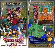 Dragon Quest IV este disponibil la PRET REDUS in App Store | iDevice.ro