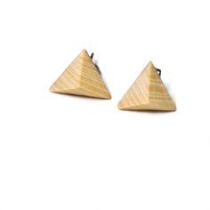 triangles studs