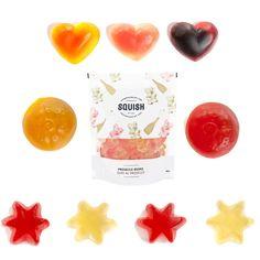 Squish Candies exotic gummies!