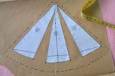 Tutorial: ¿Cómo hacer el molde del Triángulo Bikini? | El Taller de Mariette