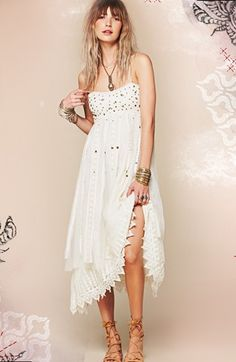 Free People Lace Dress  Accessories  available at #Nordstrom