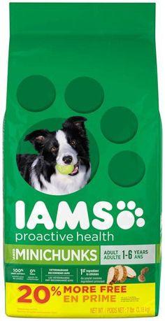 Target: Iams ProActive Health Dry Dog Food $2.20 (Reg. $10.99) - http://couponsdowork.com/target-weekly-ad/target-iams-proactive-health-dry-dog-food-2-20-reg-10-99/