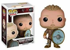 Find many great new & used options and get the best deals for Funko pop! Vikings #177 RAGNAR LOTHBROK at the best online prices at eBay! Free shipping for many products!
