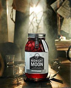 MIdnight Moon Moonshine on Behance