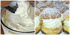 To je nápad! Pavlova, Sweet Desserts, Christmas Baking, Camembert Cheese, Nutella, Cheesecake, Food And Drink, Dairy, Cooking Recipes
