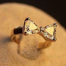 Schleifeförmiger Ring