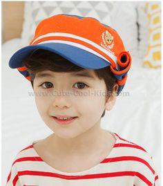 หมวกเด็ก แบบเกาหลี รอบศรีษะ 52-55cm (2-8 ปี) - 259.00 บาท >>