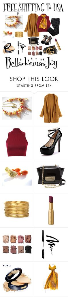 """SALE, Orange Pearl Teardrop Earrings, Matte Gold CZ Earrings & Sterling Silver Studs, Gold Filled, Contemporary Jewelry Gift, Ready To Ship"" by bamasbabes ❤ liked on Polyvore featuring Pilot, ZAC Zac Posen, Too Faced Cosmetics, Illamasqua, Bobbi Brown Cosmetics, Gucci and contemporary"
