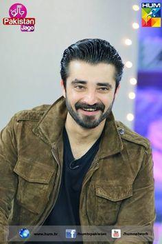 Hamza Abbasi on Jago Pakistan Jago #MannMayal