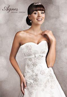 Agnes wedding dress